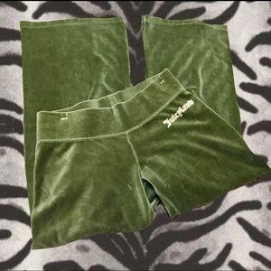 ✨New✨JUICY COUTURE Velour Pants SM